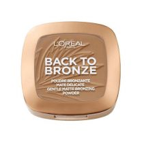 L'Oréal Paris Natural No Makeup Look Matte Bronzing Powder