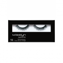 Misslyn Natural False Eyelashes Black